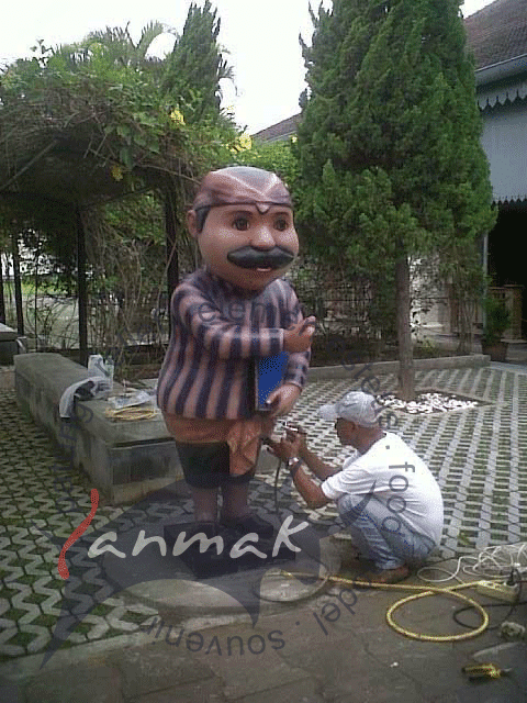 jasa-pembuatan-patung-maskot