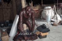 pengrajin patung cor kuningan