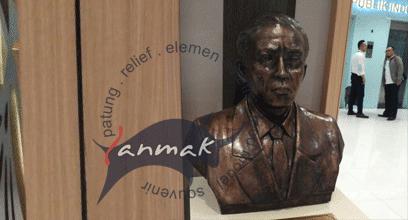 jasa-pembuatan patung perunggu